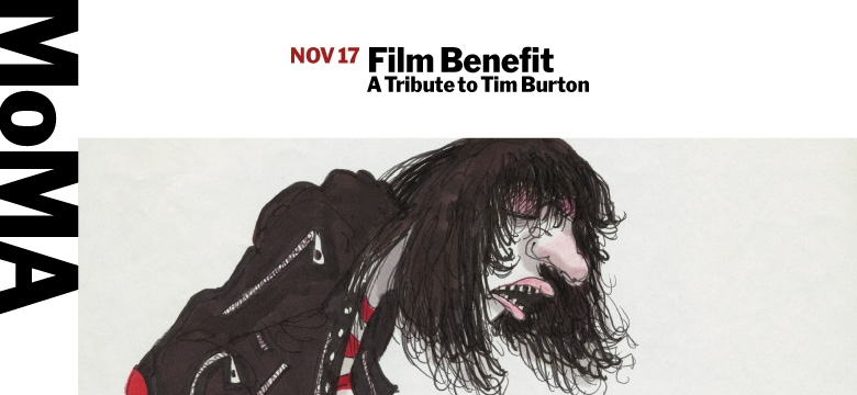 MoMA Film Benefit: A Tribute to Tim Burton
