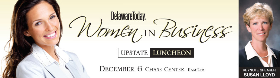Delaware Today's Women in Business Luncheon