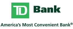 250x100 TD Bank logo