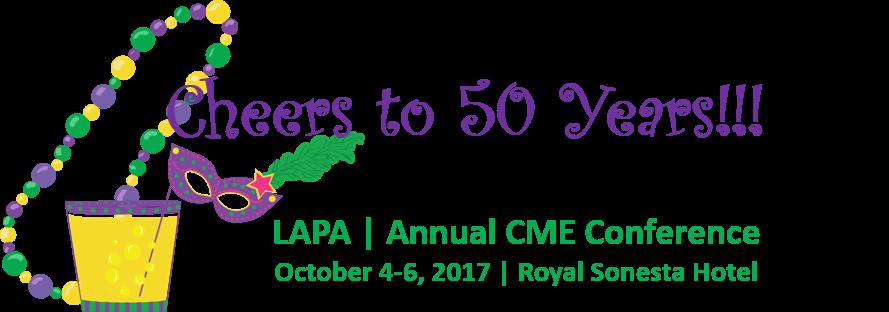 LAPA Annual CME Conference