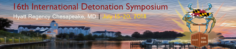 16th International Detonation Symposium