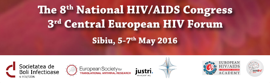 The 8th National HIV/AIDS Congress & 3rd Central European HIV Forum