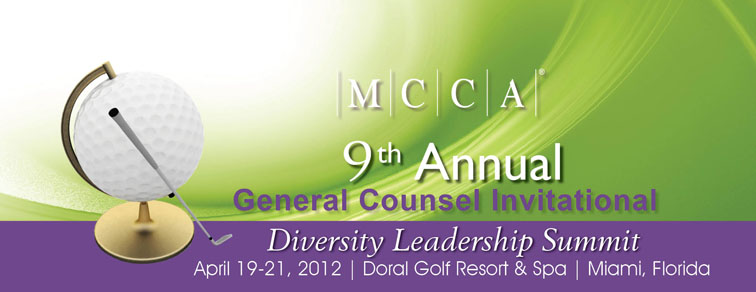 MCCA's 9th Annual General Counsel Invitational