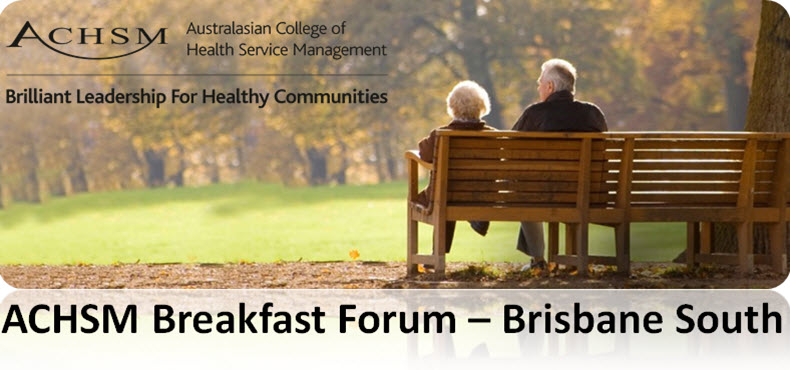 Aged Care into the Future - Shifting Focus to Quality of Life