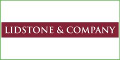 Lidstone Logo - CIP