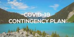 COVID- 19 Button