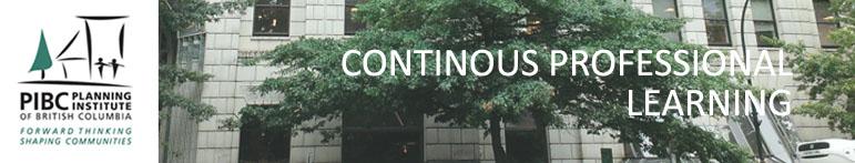 "PIBC CPL Fall 2017 Webinar Series #3: Affordable Housing: Non-Market ""Pro"" - Initiatives"