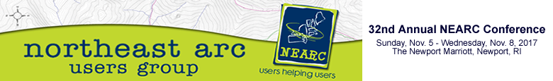 32nd Annual Northeast Arc Users Group Conference Exhibitor & Sponsor Registration