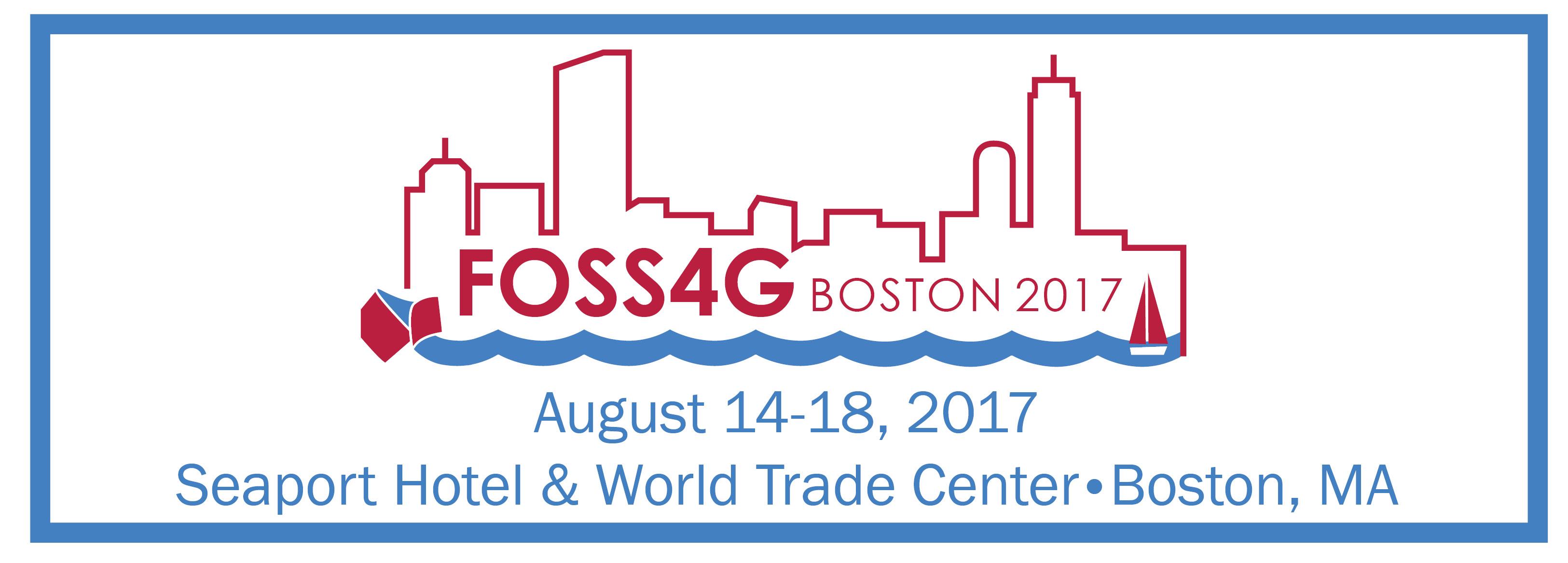 FOSS4G Boston 2017 - Sponsor Registration