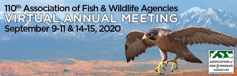 110th AFWA Annual Meeting Virtual Conferencce