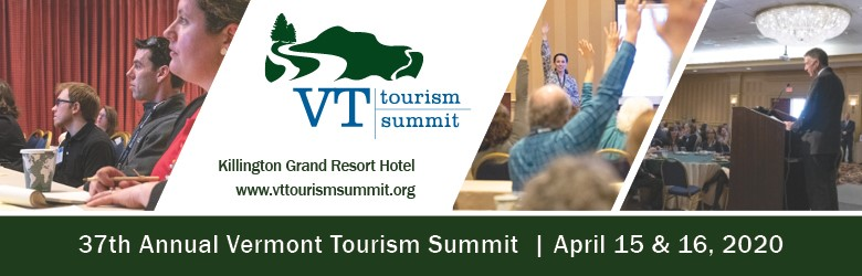 Vermont Tourism Summit 2020-Exhibitor & Sponsor Registration