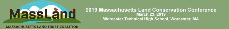 2019 Massachusetts Land Conservation Conference