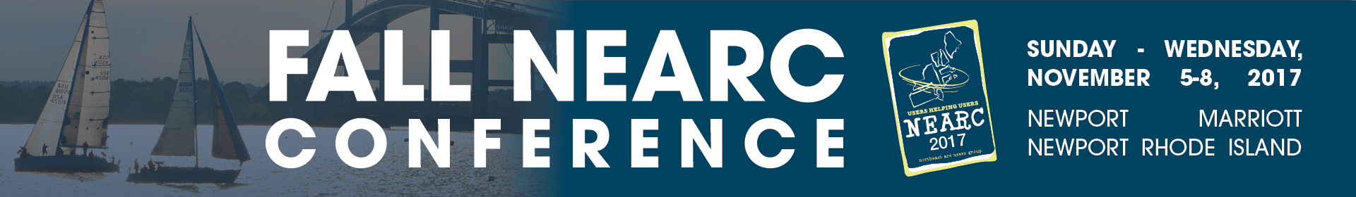 32nd Annual Northeast Arc Users Group Conference