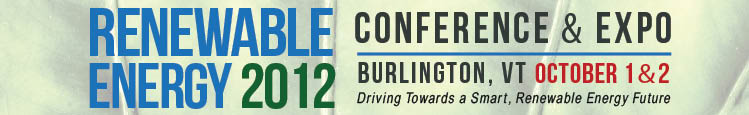 11th Annual Renewable Energy Conference and Expo 2012