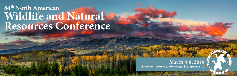Partner & Exhibitors:  84th North American Wildlife and Natural Resources Conference