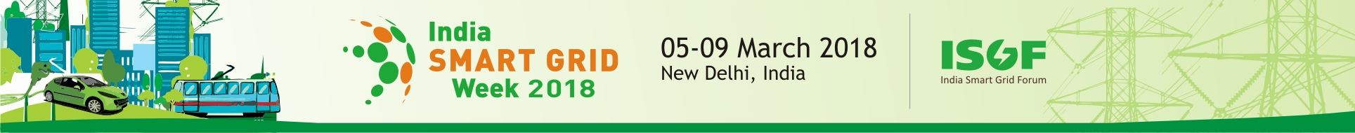 India Smart Grid Week 2017