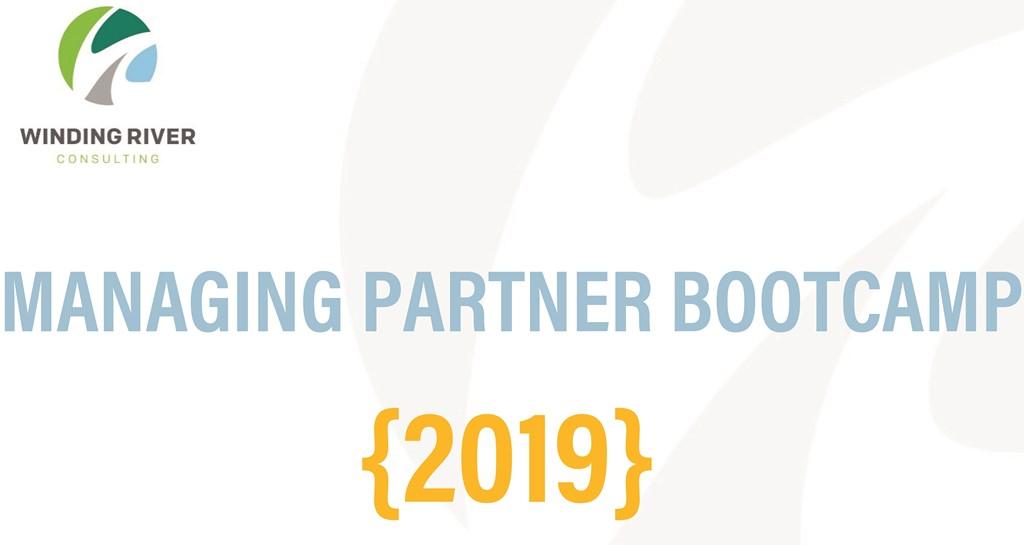 Managing Partner Bootcamp - Class V