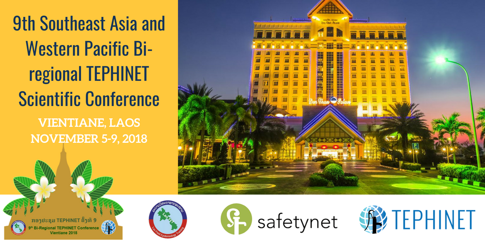 9th Southeast Asia and Western Pacific Bi-regional TEPHINET Scientific Conference