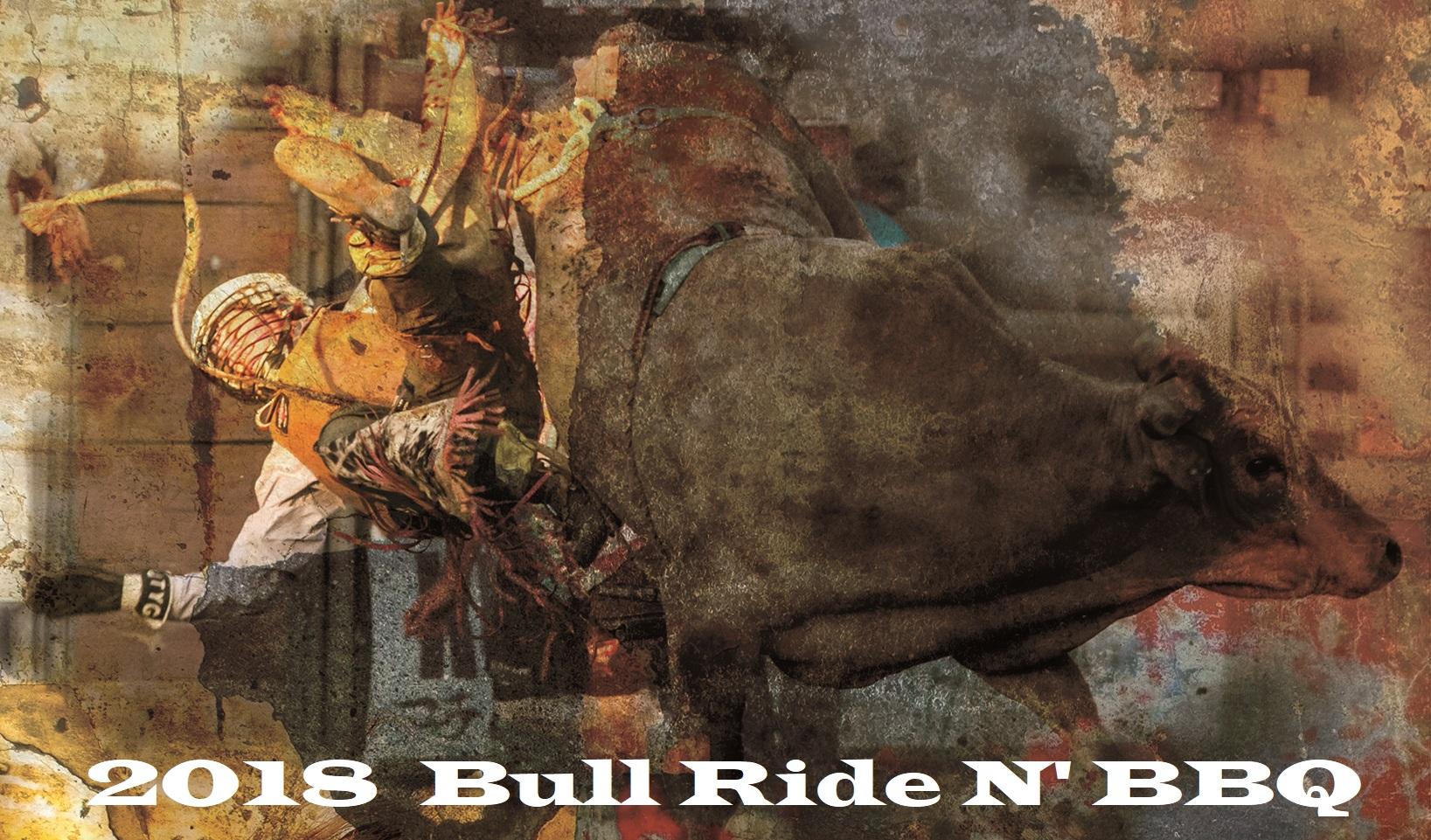 2018 PBR Bull Ride N' BBQ