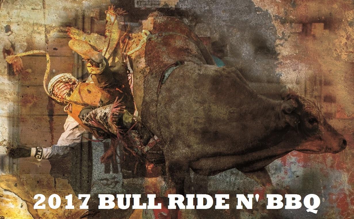2017 PBR Bull Ride N' BBQ