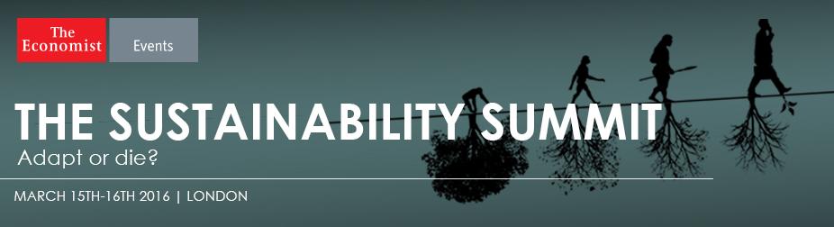 The Sustainability Summit 2016