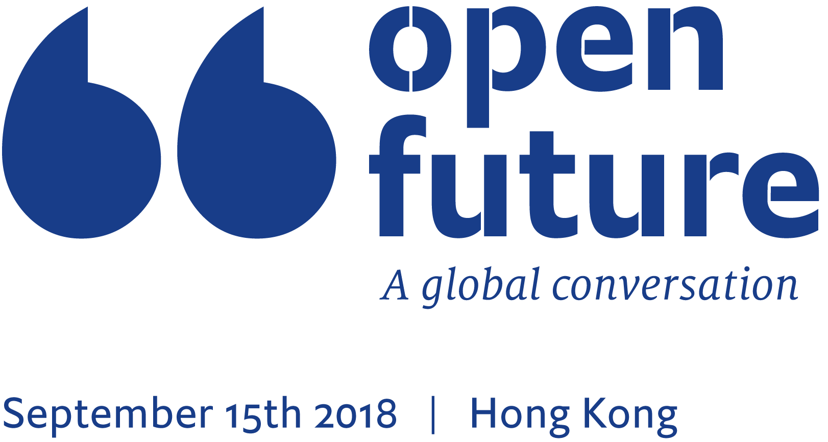 Open Future Hong Kong 2018