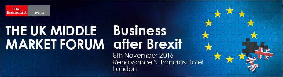 UK Middle Market Forum 2016