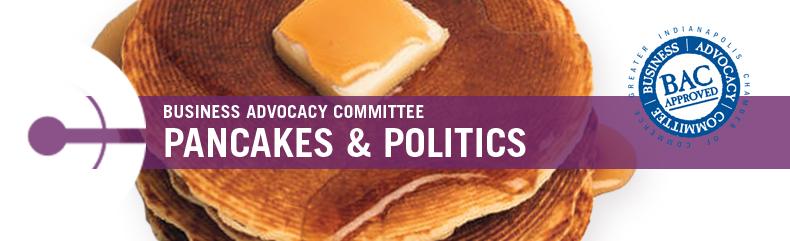 Pancakes & Politics