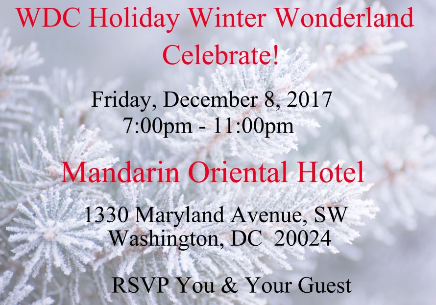 WDC Holiday Party