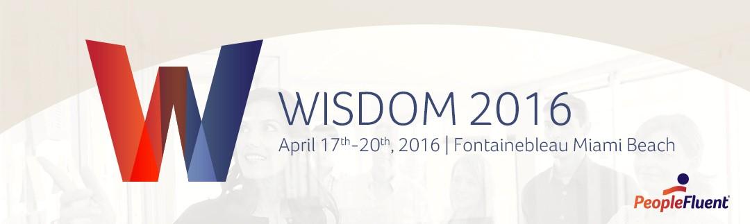 WISDOM 2016
