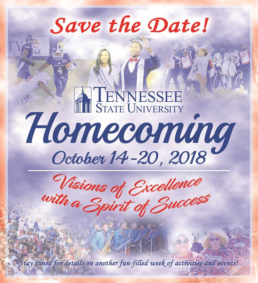 TSU Save the Date