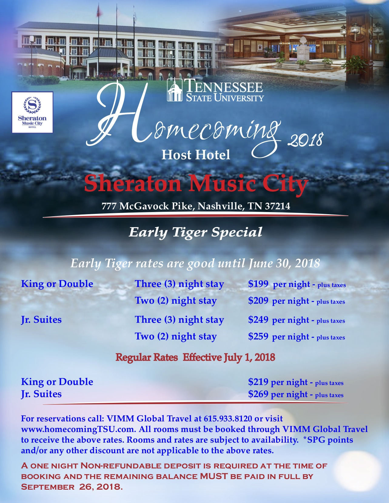 homecoming 2018 flyer