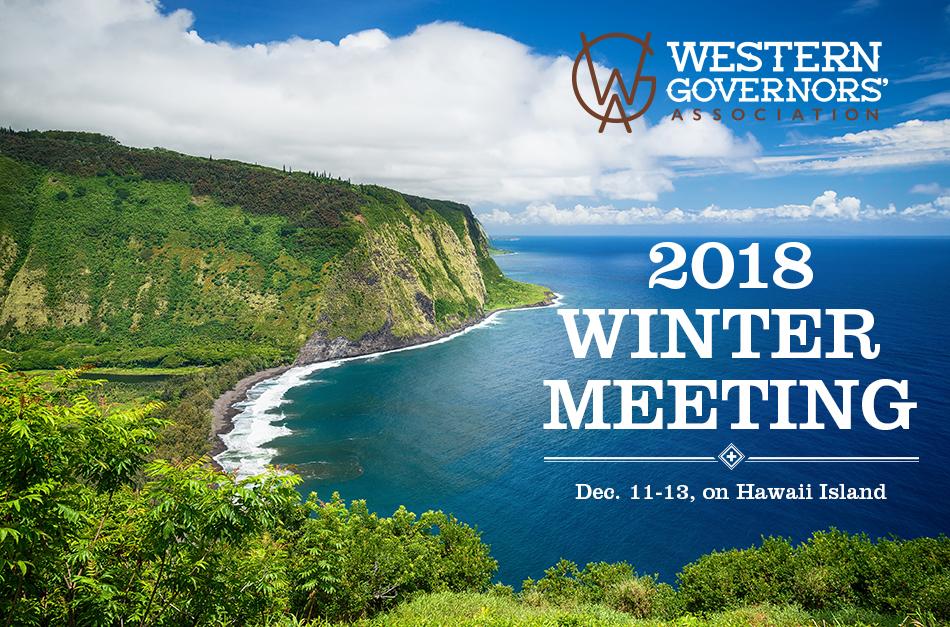 WGA 2018 Winter Meeting