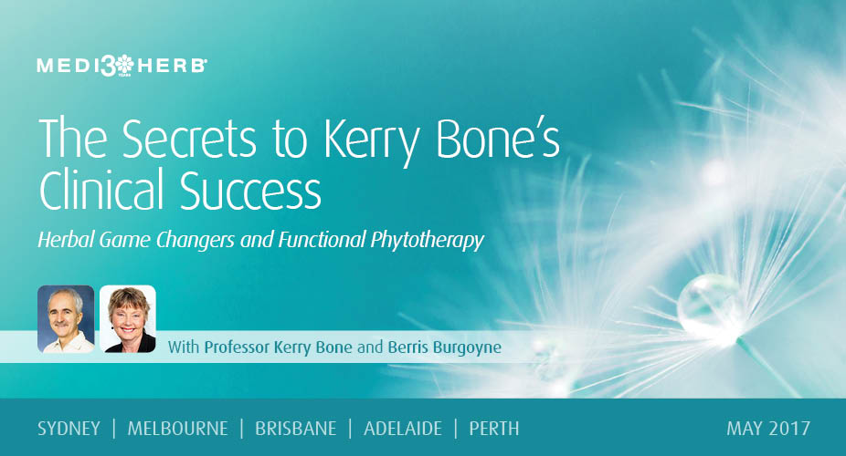 The Secrets to Kerry Bone's Clinical Success 2017