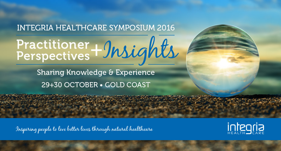 Integria Healthcare Symposium 2016