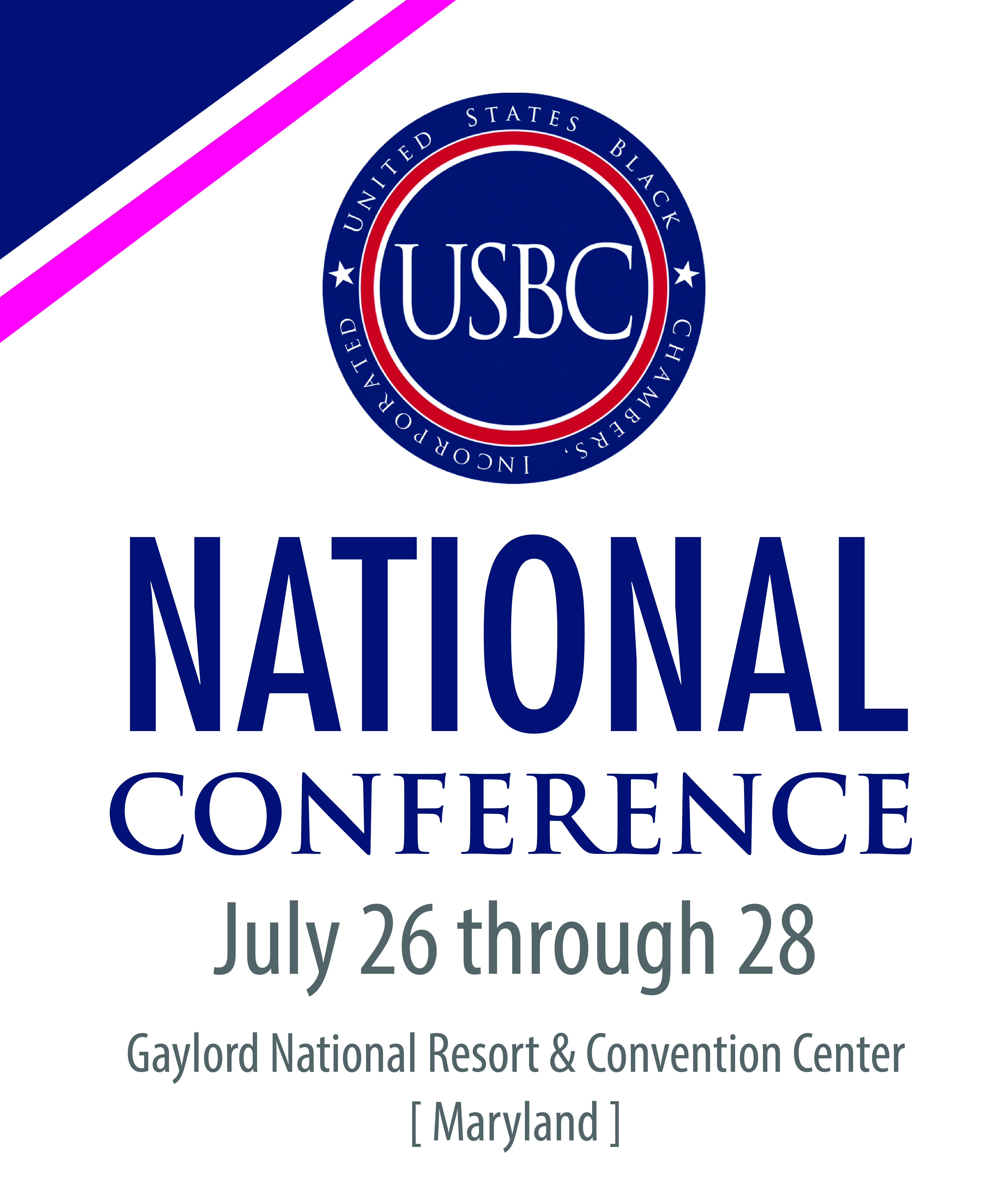 2018 USBC National Business  Conference
