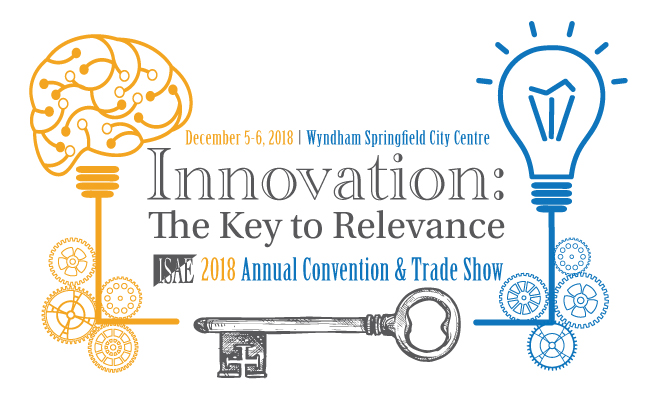 ISAE 2018 Convention Sponsors, Exhibitors, Advertisers