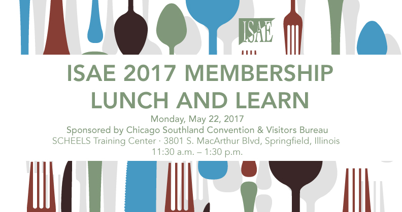 ISAE 2017 May Luncheon