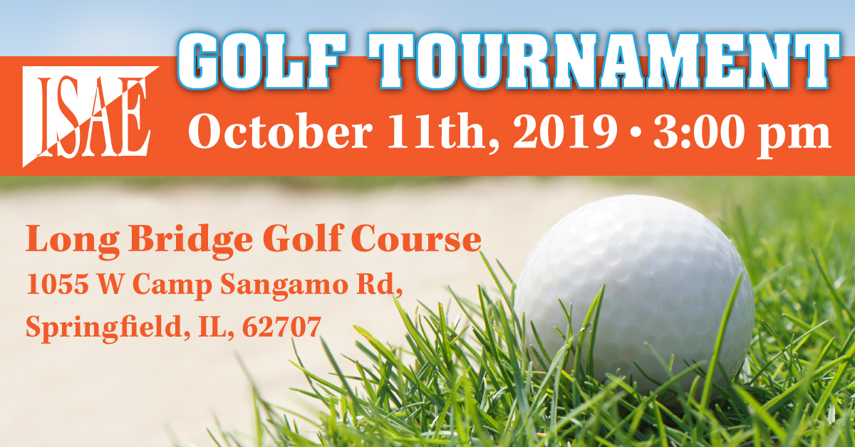 2019 ISAE Golf Outing