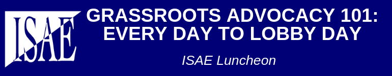 2019 ISAE March Luncheon