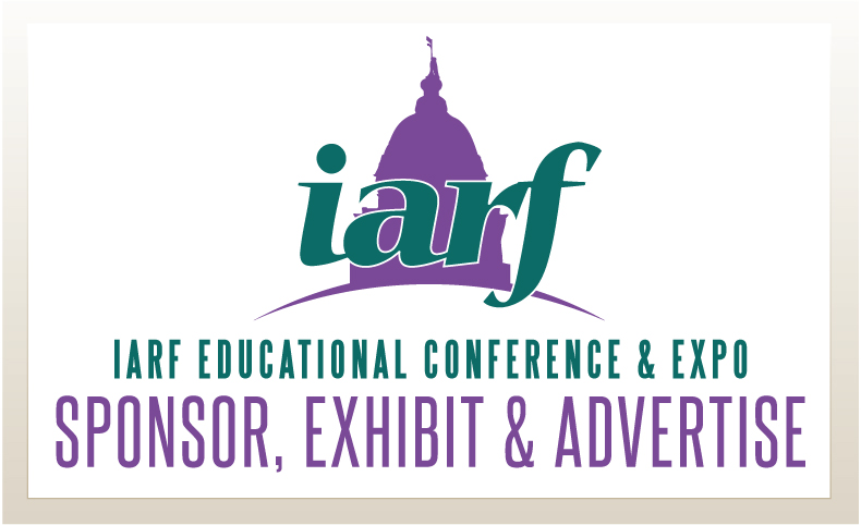 IARF 2017 Conference Sponsors, Exhibitors, Advertisers