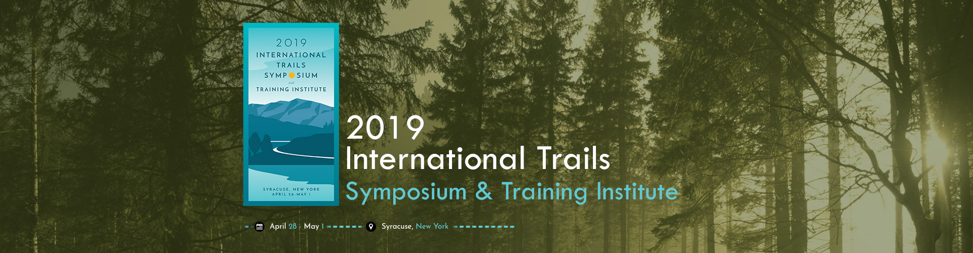 2019 International Trails Symposium & Training Institute