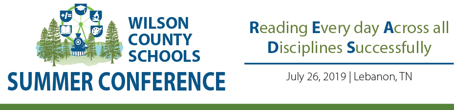 Wilson County READS Conference