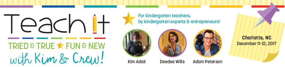 Teach It! Tried & True, Fun & New! with Kim & Crew, Charlotte, NC