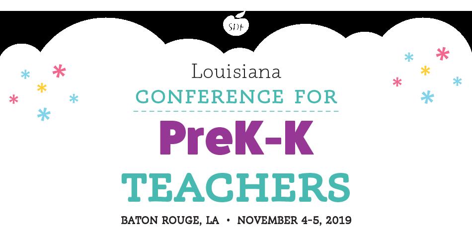 Louisiana Conference for PreK & K Teachers