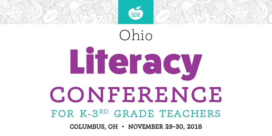 Ohio Literacy Conference for K-3rd Grade Teachers