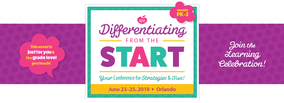 Differentiating From The Start, Orlando