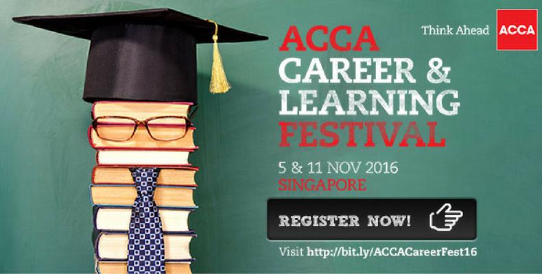 ACCA Career & Learning Festival 2016