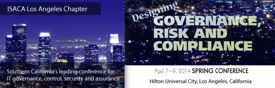 2014 ISACA LA Spring Conference