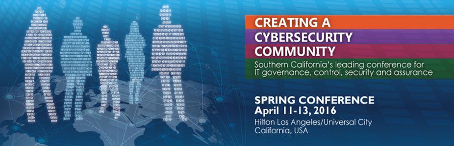 2016 ISACA LA Spring Conference